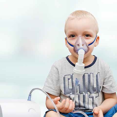 maladie aspiration enfant