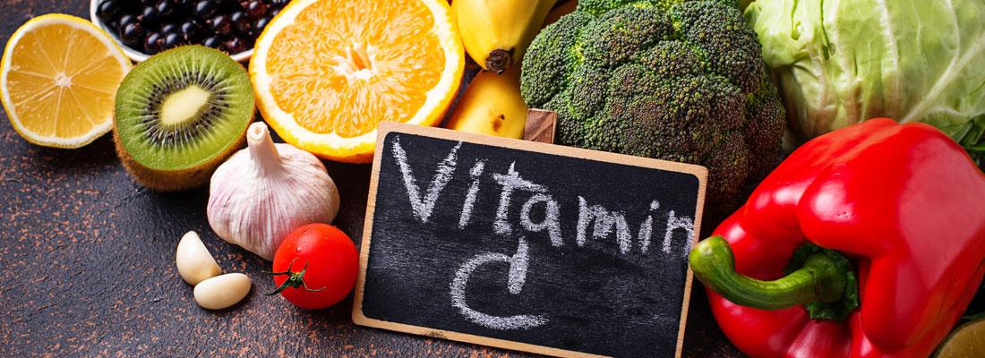 Plein de vitamine C